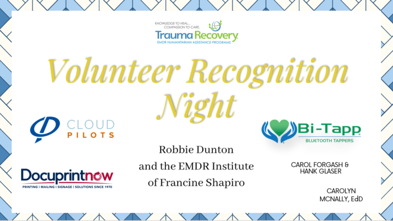 2021 Volunteer Recognition Night